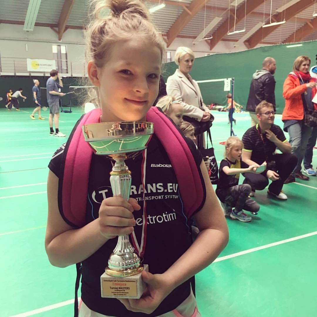Znamy zwycięzców Dolnośląskiego Cyklu Turniejów Badmintona dla dzieci i młodzieży!