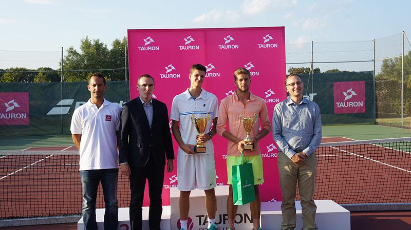 Hubert Furkacz wins ITF Futures Tauron Cup 2015!