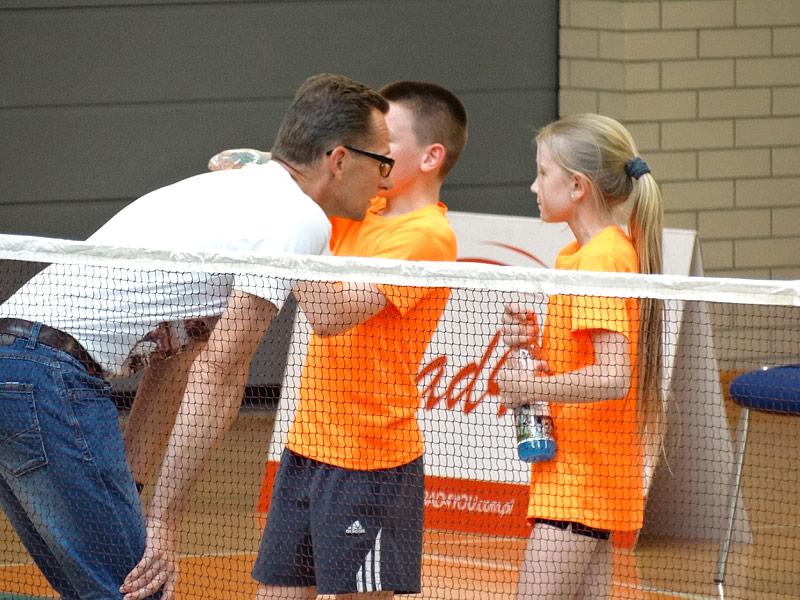 Informacje dot. szkółek tenisa i badmintona 15 i 16 czerwca