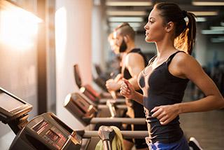 Trenuj fitness w Matchpoint!