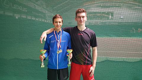 Dobre rozpoczęcie sezonu startowego badmintona 2016/2017 przez zawodników Trans.eu SKS Matchpoint!