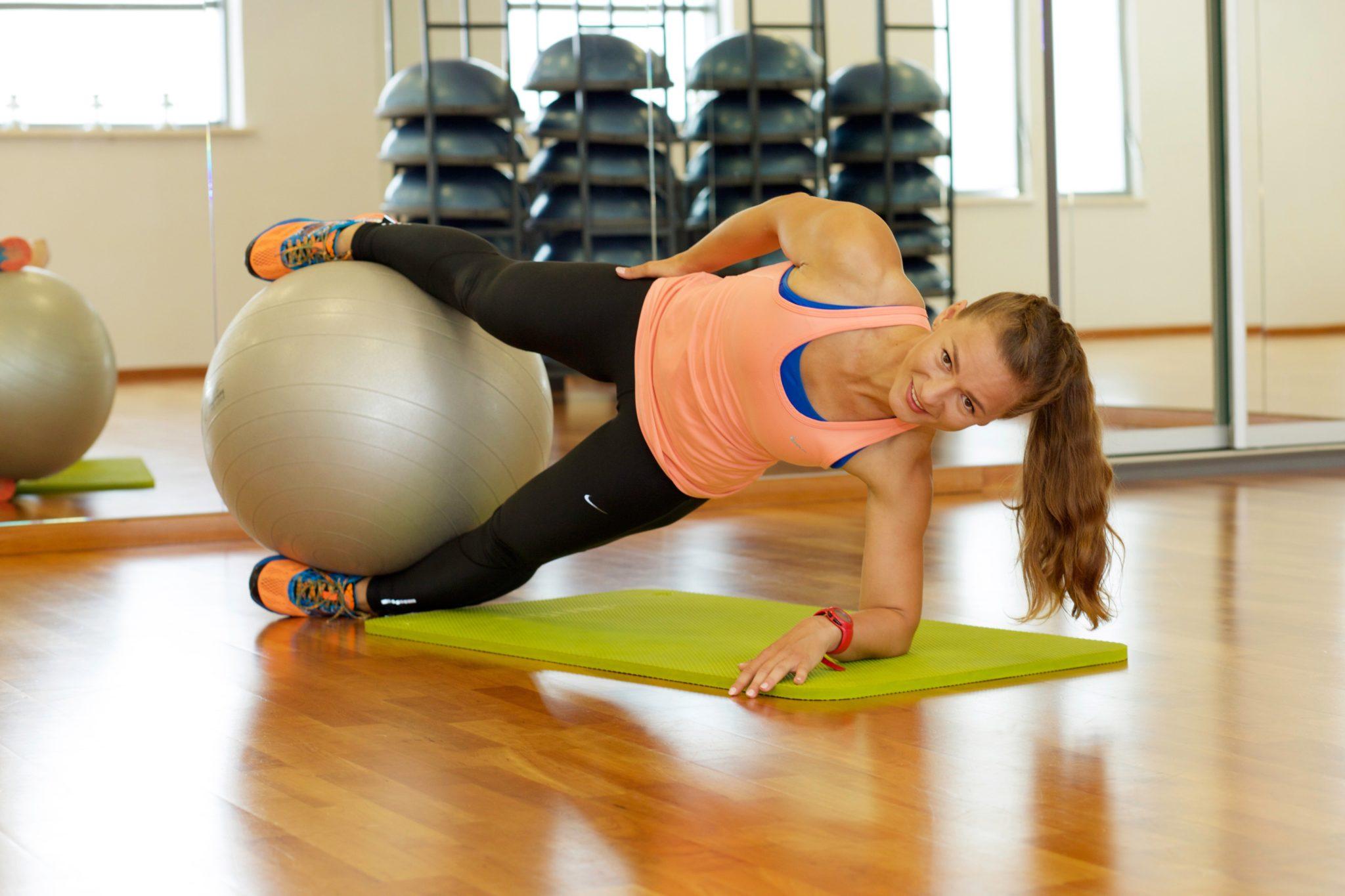 Nowość w fitness: Shape & Tabata & Stretching!