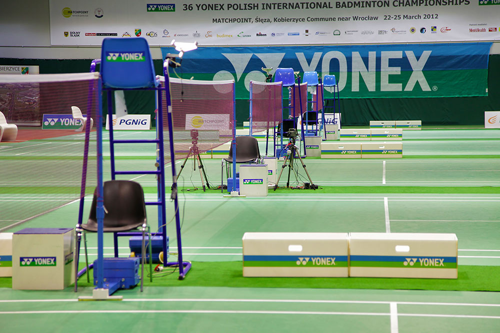 Rodzinna Liga Badmintona