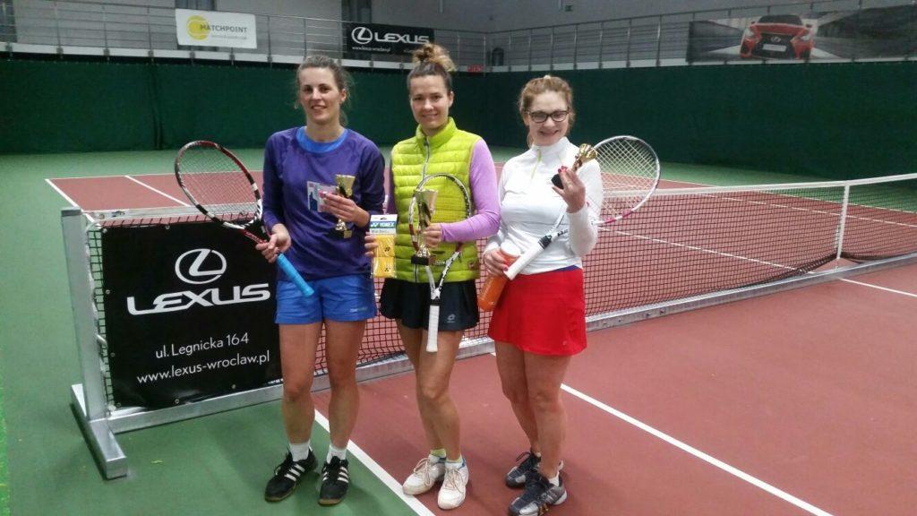 Zuzanna Cymanek i Waldemar Zubko zwycięzcami turnieju Tennis Time Race na kortach Matchpoint!