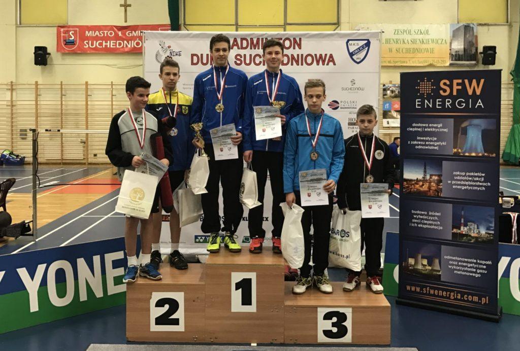Ogólnopolski- zwycięski Tour zawodników Trans.eu SKS Matchpoint