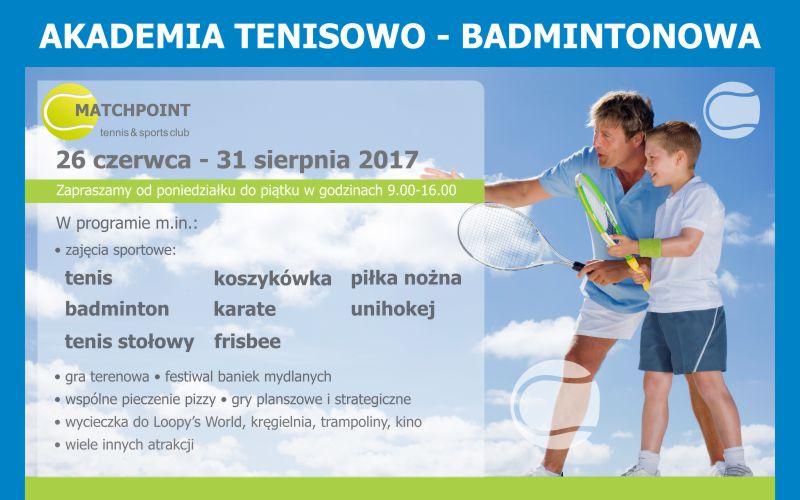 Akademia Tenisowo-Badmintonowa
