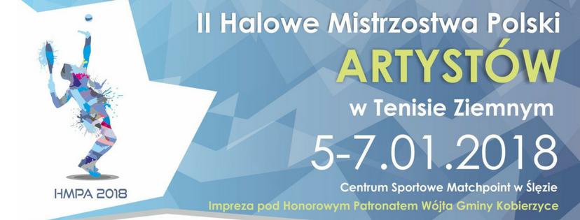 II Halowe Mistrzostwa Polski Artystów w Tenisie Ziemnym – informacje medialne
