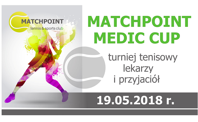 Matchpoint Medic Cup 2018