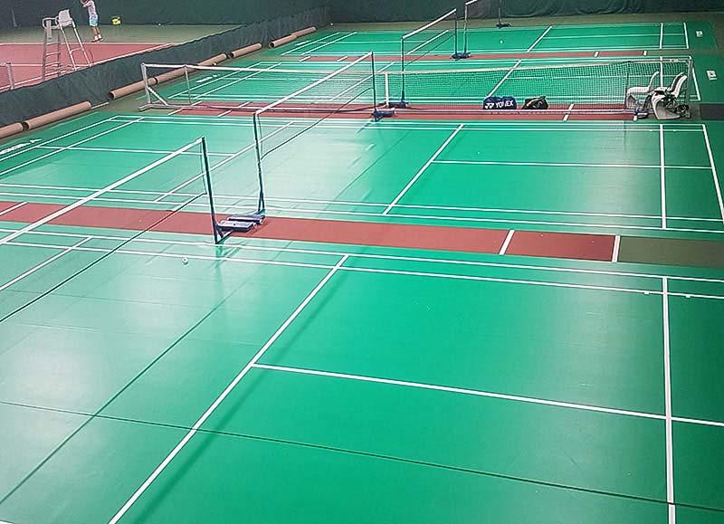 Zapraszamy na badmintona na NOWYCH MATACH