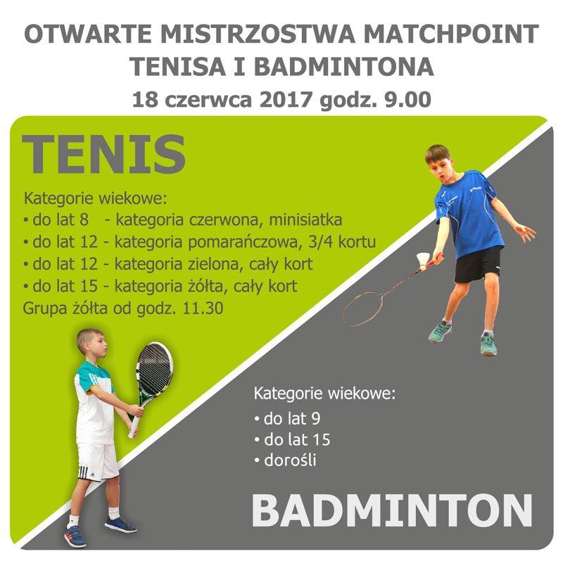 Otwarte Mistrzostwa Matchpoint 2017